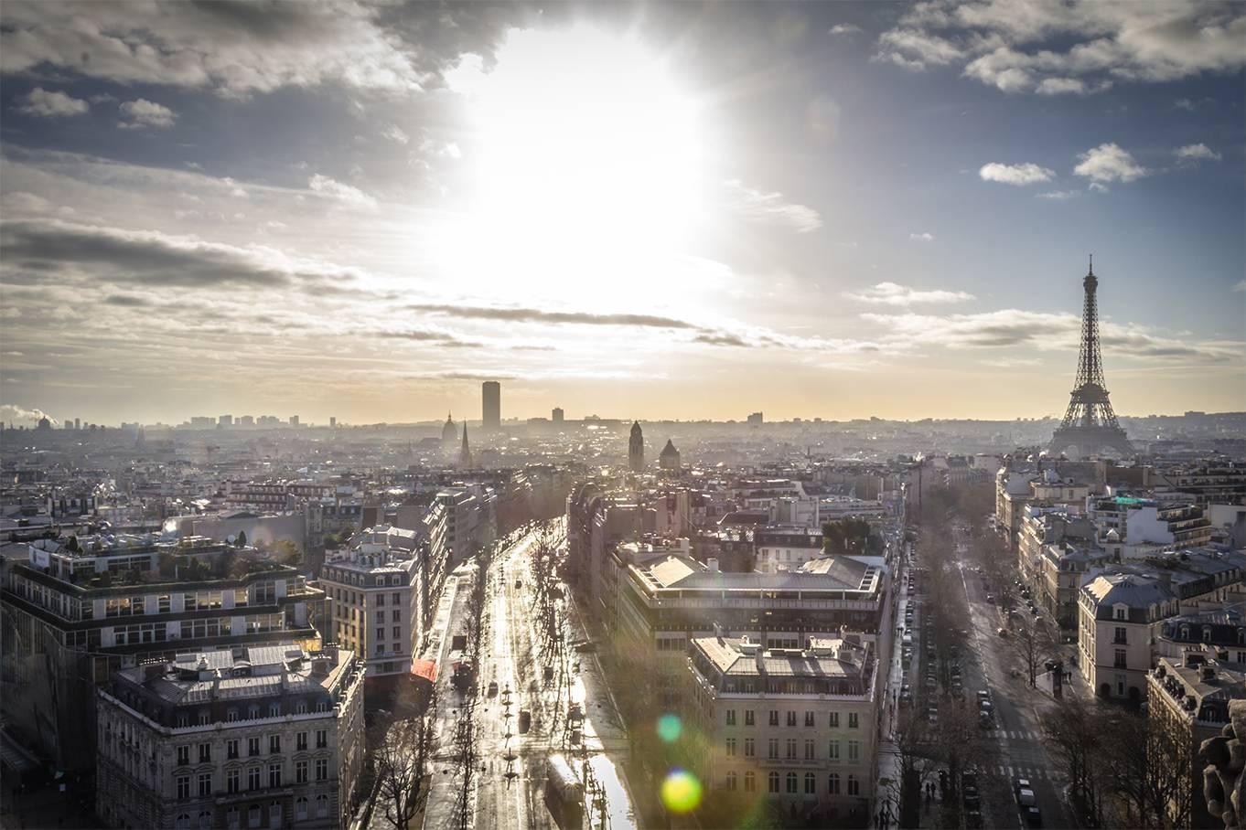 Paris Office Opens