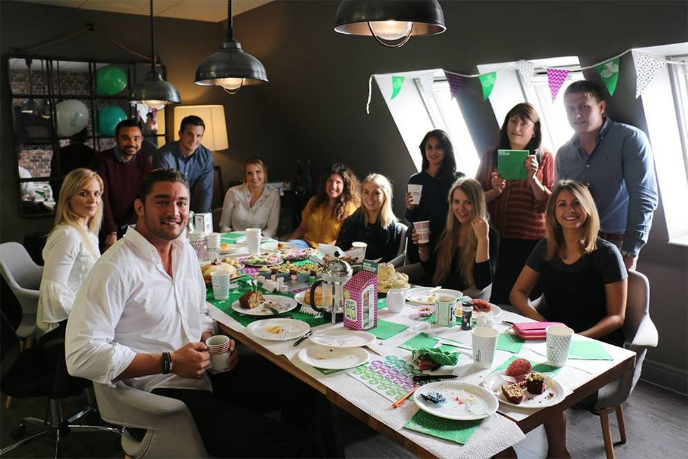 London Office Grows