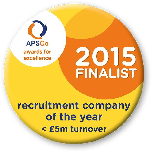 Best Recruitment Company of The Year Shortlist