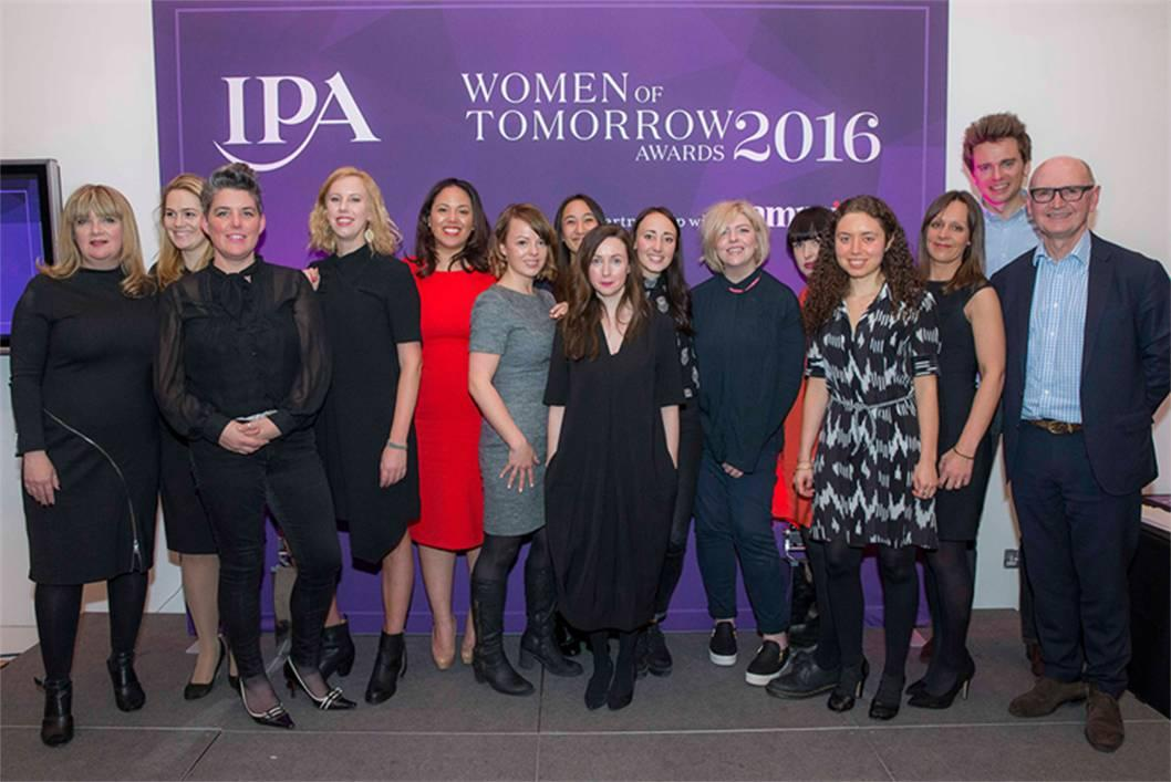Sponsor Women of Tomorrow Awards